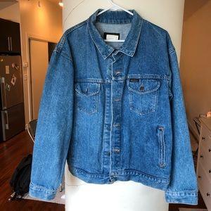 Vintage USA made Eddie Bauer Denim Jacket